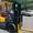 японский автопогрузчик ТСМ с механической коробкой передач #871156