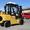 погрузчик Caterpillar  DP30K со смещаемой кареткой и свободным ходом #1129503