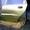 Битая под рехтовку задняя правая дверь на авто Daewoo Lanos