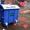 Продам Евроконтейнер для ТБОс крышкой,  толщиной 1, 2 мм #1540740