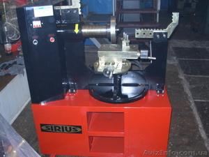 Оборудование для правки и рихтовки дисков на. - Изображение #1, Объявление #65064