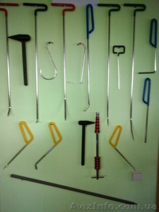Инструмент для беспокрасочного ремонта кузова - Изображение #1, Объявление #788784