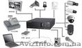 Системы сигнализации,  видеонаблюдения,  домофоны