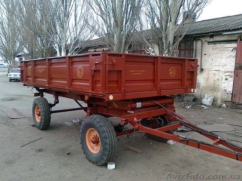 Прицеп до трактора китайця: 12 000 грн. - Прицепы / дома.