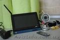 Видеоняня с 7-дюймовым монитором и камерой ночного видения