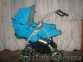 Универсальная коляска фирмы Chicco