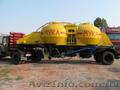 Продам муковоз К4АМГ (грузоподъемность 9 т) с тягачом ЗИЛ-130, Объявление #758019