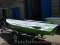 пластиковая лодка Кайман 430