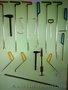 Инструмент для беспокрасочного ремонта кузова