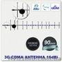 Оптом узконаправленная антенна 16 дб для 3G модемов.