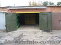 Капитальный гараж Боженко