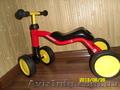 велобег(беспедальный велосипед) для самых маленьких от 1 годика