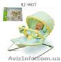 Кресло шезлонг для новорожденных