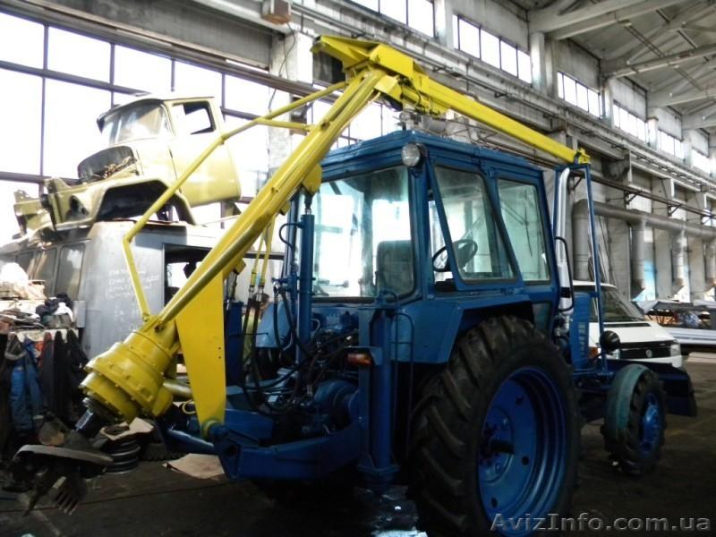 Продажа СПЕЦТЕХНИКА Трактор в Полтаве на RST