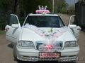 Авто на свадьбу белый мерседес