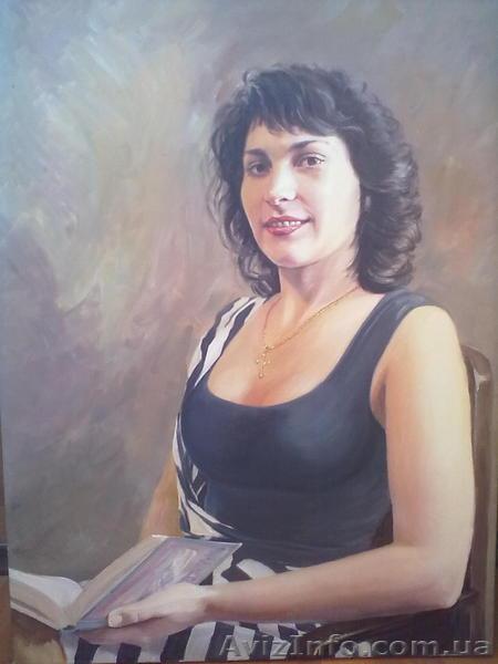 художник-портрет, Объявление #1266947