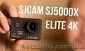 SJCAM SJ5000X Elite 4K Лучший Аналог GoPro ДЕШЕВЛЕ В 2 РАЗА!!!