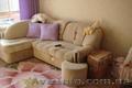 Уютная 4-х комнатная квартира с хорошим ремонтом и встроенной мебелью.