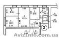 Продам квартиру 61 м2,  угол Бутырина и Пролетарской,  под коммерцию.
