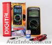 Мультиметр цифровой DT 9208A + Термопара