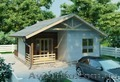 Строительство дачных домов. Цена указана за 1 м.кв.