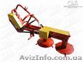 Косарка тракторна роторна КТР-1,  3