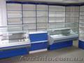 Изготовление торговой мебели:витрины,  прилавки,  горки,  стеллажи