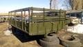 Кузов ЗИЛ-131 конверсия,  с откидными скамейками,